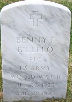 Benny F Billelo