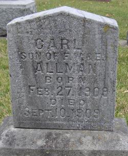 Carl William Allman