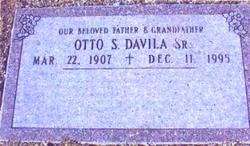 Otto S. Davila Sr.