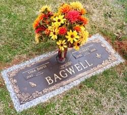 "Christine ""Tina"" <I>Davis</I> Bagwell"