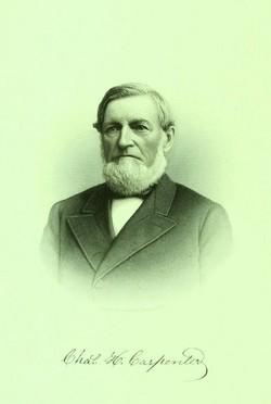 Capt Charles Hodgdon Carpenter