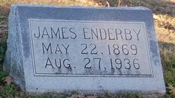 """James Charles """"Jim"""" Enderby"""