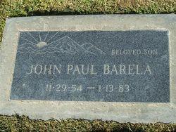 John Paul Barela