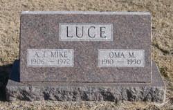"""Alvia T """"Mike"""" Luce"""