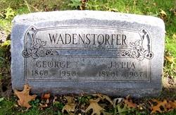 George Wadenstorfer