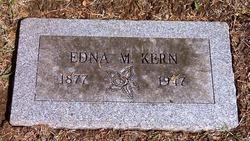 Edna M Kern