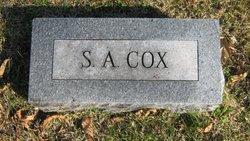 S. A. Cox