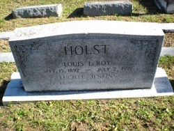 Louis Leroy Holst