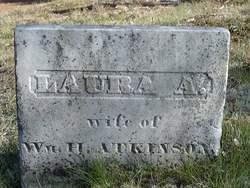 Laura Ann <I>Berry</I> Atkinson