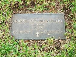 Horace Eugene Allbert