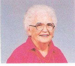 """Mary Lee """"Granny"""" <I>Hardee</I> Burks"""