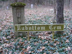 Rubottom Cemetery