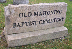Old Mahoning Baptist Cemetery