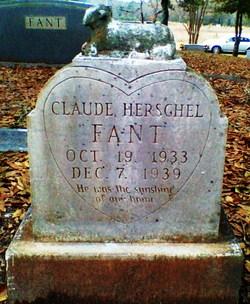 Claude Herschel Fant