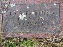 Cleta Fay Mainard