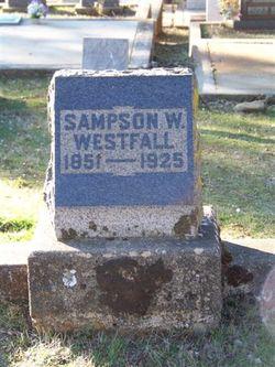 Sampson Wesley Westfall