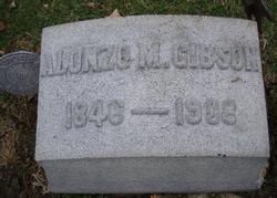 Pvt Alonzo M. Gibson