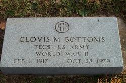 Clovis Maurrex Bottoms