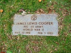 James Lewis Cooper
