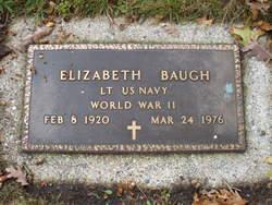 "Elizabeth ""Betty"" <I>Lageveen</I> Baugh"