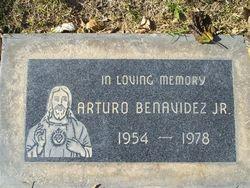 Arturo Benavidez, Jr