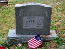 Cecil Charles Arthur