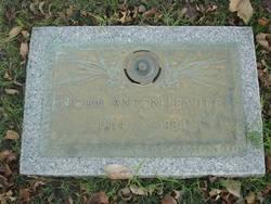 John Anton Leavitt