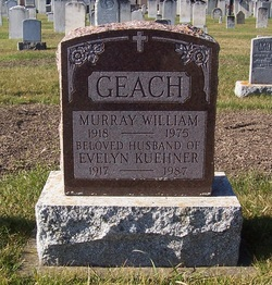 Murray William Geach