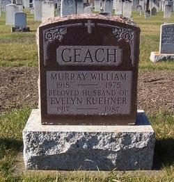 Evelyn <I>Kuehner</I> Geach