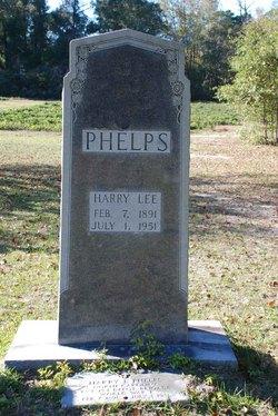 Pvt Harry Lee Phelps
