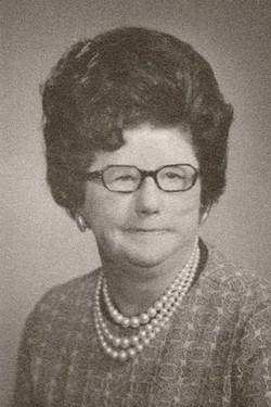 Margaret Augusta Ramage