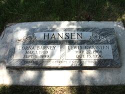 Lewis Christen Hansen
