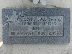 Clyde Lyle Miller