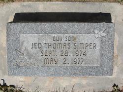 Jed Thomas Simper