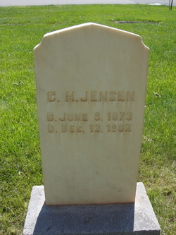 Christian H Jensen
