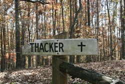 Thacker Cemetery AEC #8