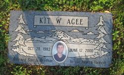 Kit W Agee