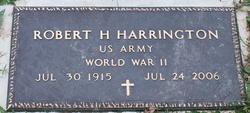 Robert H. Harrington