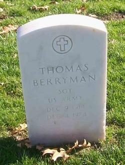 Thomas Berryman