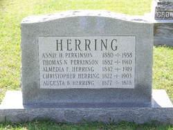 Almedia F. Herring