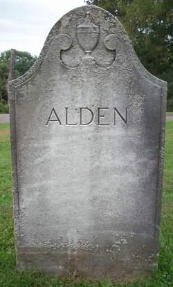 George A Alden