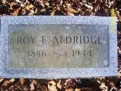 Roy Emmett Aldridge