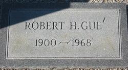 Robert Hue (Hugh) Gue