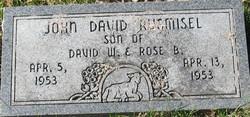 John David Rusmisel