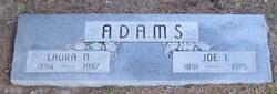 Laura N. <I>Jameson</I> Adams
