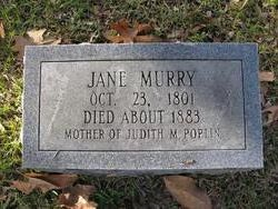 Jane Murry