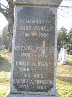 Harriet A. <I>Townsend</I> Berry