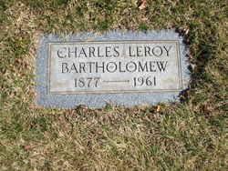 Charles LeRoy Bartholomew