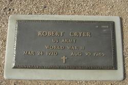 Robert James Cryer