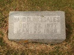 Maude <I>Ratliff</I> Clinkscales